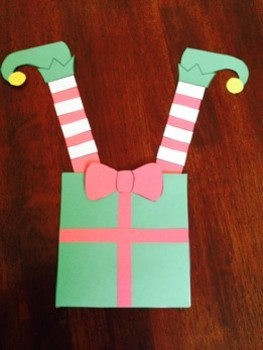 You've Been Elfed: Elf Themed Math, Literacy, Science, Art, and More