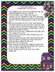 Multiplication Card Game: Halloween Theme