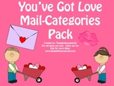 You've Got Love Mail- Categories Pack