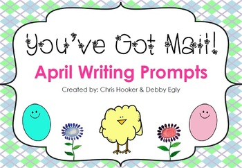 You've Got Mail!: April Writing Prompts