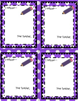 You've Got Mail From Your Teacher!
