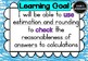 Yr 5 Maths – Number & Algebra Learning Goals and Success C