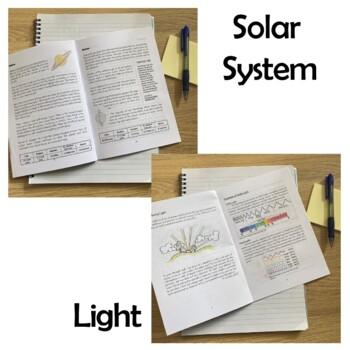 Yr 5 Science Student Reader BUNDLE