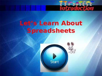 Yr 7 Intro to Spreadsheets Tutorial Year 7,8,9 Grade 7,8,9