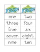 Yuck! Number Words Review