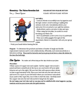 Yukon Cornelius - Silver & Gold Reaction Lab
