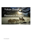 Yukon Quest: 2 Introductory Research Projects
