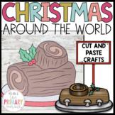 Yule Log craft   Christmas around the world   Holidays aro