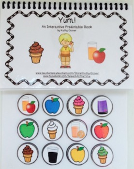 Yum! An Interactive Predictable Book