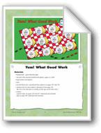 Yum! What Good Work (Bulletin Boards)
