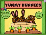 Yummy Bunny Bites Game (Four Types of Sentences)