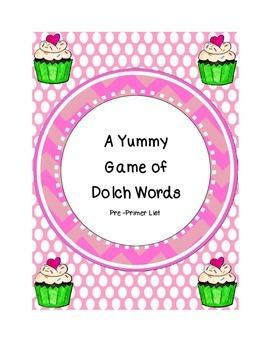 Yummy Dolch Words