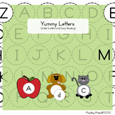 Yummy Letters
