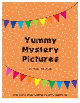 Yummy Mystery Pictures
