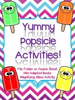 Yummy Popsicle Activities