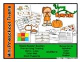 Yummy Pumpkin - Mini Preschool Theme