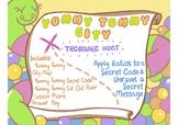 Yummy Tummy City Ratio and Measurement Challenge