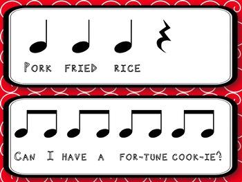 Yummy! Yummy! {A pentatonic song for beginning Orff improvisation}