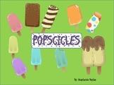 Yummy popscicles  Clip Art