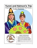 Yunmi and Halmoni's Trip Activities and Standardized Test Practice