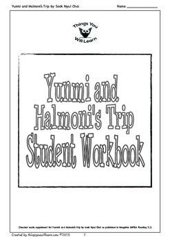 Yunmi and Halmoni's Trip Student Workbook
