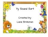 Yy Sound Sort