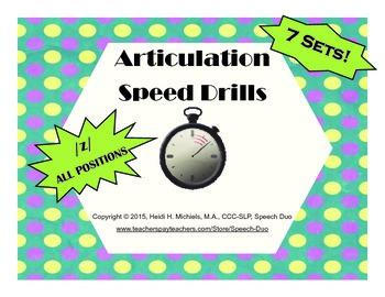 /Z/ Artic Speed Drill SET