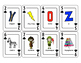 Z Articulation Playing Cards FREEBIE!