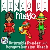 Cinco de Mayo Activities Differentiated Readers