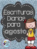 Escrituras Diarias para agosto