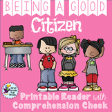 Citizenship - Being a Good Citizen