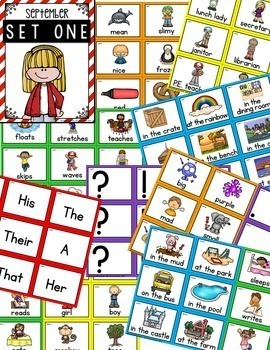 Silly Rainbow Sentences Writing Prompts Writing Activities