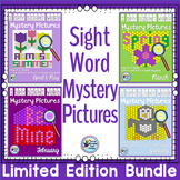 Sight Words Mystery Pictures