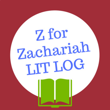 Z for Zachariah LIT LOG