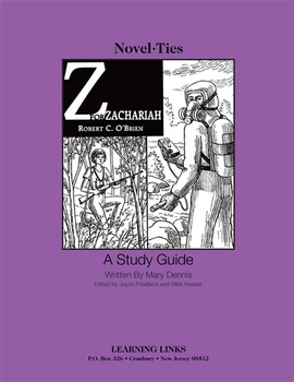 Z for Zachariah - Novel-Ties Study Guide