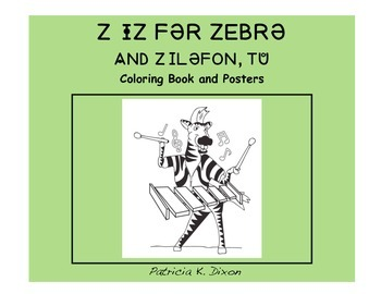 Z is for Zebra and Xylophone, Too