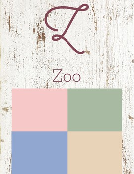 Z is for Zoo
