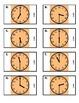 ZABINGA Game Telling Time to the Hour & Half Hour Level 2