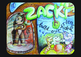 ZACKI Vol.1 Build Our Friendship