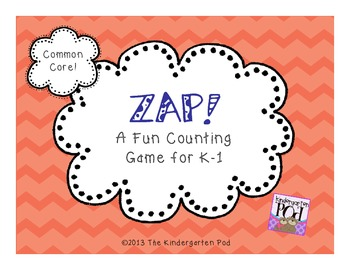 ZAP!  A Counting Game