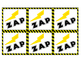 ZAP -  A NOTE VALUES/RESTS IDENTIFICATION GAME