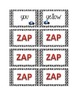 ZAP! A Pre-Primer Dolch Word Game
