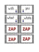 ZAP! A Primer Dolch Words Game