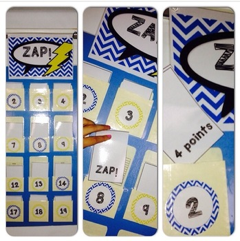 ZAP! A Review Game for Any Subject!