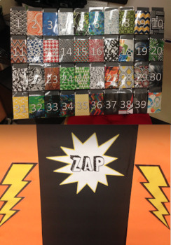 ZAP - A Review Game for Any Subject