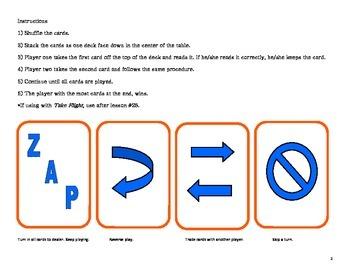 Phonics:  Digraph OO, Short O, and Long O ZAP!