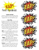 ZAP! First 100 Sight Word Game