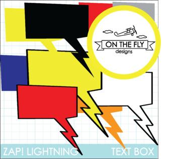 ZAP! Lightning Text Box