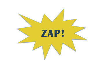ZAP Math Game!
