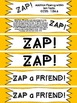 !ZAP! Math Reinforcement Game Adding within 10 Addition Fluency 1.OA.6